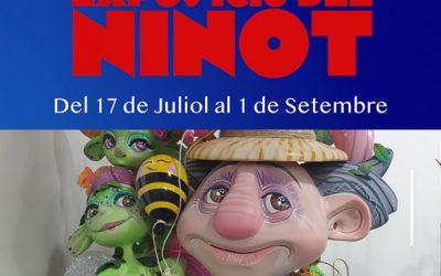 Exposición del ninot Fallas 2021